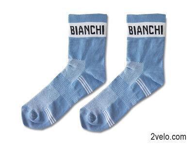 Italian made Retro Specialissima Brand new Team Bianchi Piaggio cycling socks