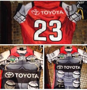 meet 39a1c d0300 Details about North Queensland Cowboys Game Issue Players Cut Jersey Thor  Marvel Origin