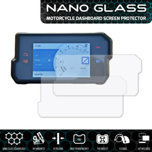 KTM-125-390-DUKE-2017-NANO-GLASS-Dashboard-Screen-Protector-x-2