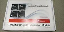 Texas Instruments Tms320c5515 Dsp Evaluation Module