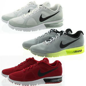 Details about Nike 719912 Mens Air Max Sequent Low Top Running Training Athletic Shoes Sneaker