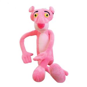 Anime Pink Panther Soft Plush Doll Toy Kids Birthday Xmas Gift Free Shipping