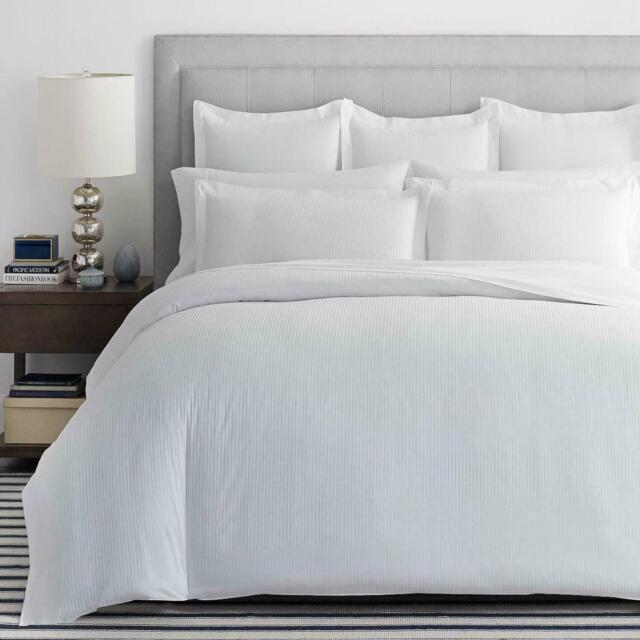 400 Thread Egyptian Cotton KING Bed Size Duvet Cover Quilt Bedding Set BLACK