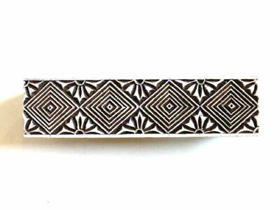 1650 Indischer Holz Stempel Deko Ornament Textilstempel,Hennastempel Nr