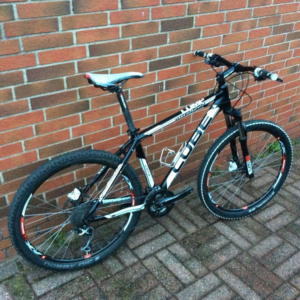 Cube Atention, hardtail, 18 tommer