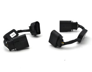 2-Dynamic-Turn-Signals-adapters-For-Audi-A4-S4-RS4-B8-SEDAN-OEM-LED-Tail-Lamp