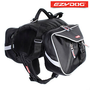 Sac à dos pour chien Ezydog Summit - Toutes les tailles disponibles Free UK P & p Available!