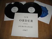 New Order - Substance 1987 (A factory record) 2x Vinyl LP