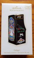 2009 Hallmark Galaga 80's Vidio Arcade Game Magic Ornament
