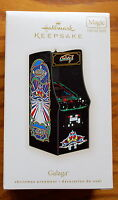 2009 Hallmark Galaga 80's Vidio Arcade Game Magic Ornament