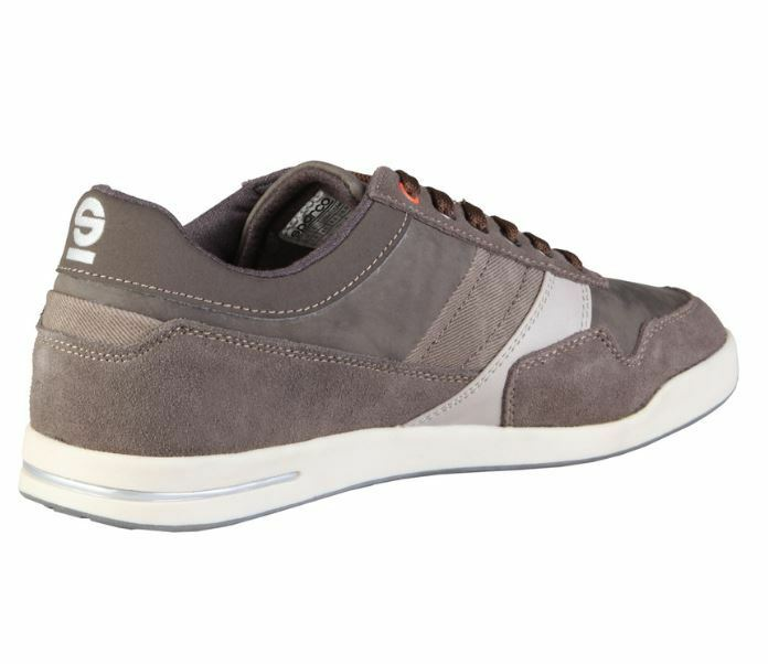 [NEU] Sparco Varano almond braun Leder Herren Schuhe Racing Sneaker alle Größen