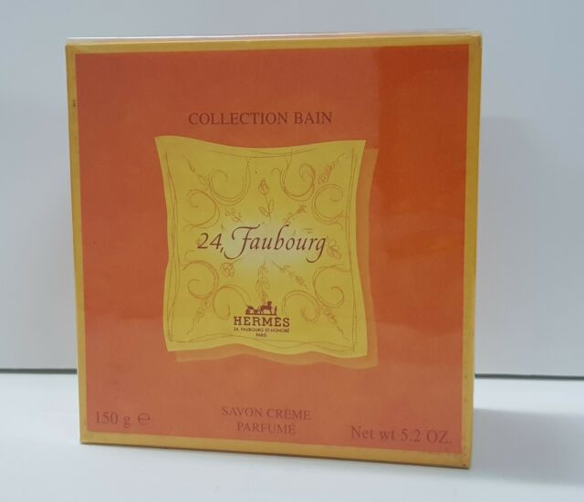 Hermes 24, Faubourg Soap Scented 150g, Sealed
