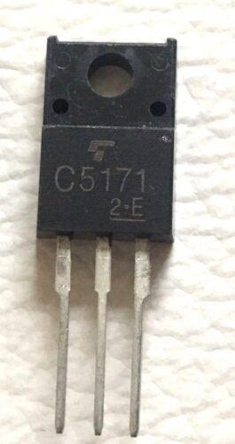 3 Pieces2SC5171 NPN 2A 180V 2W New Original TOSHIBA