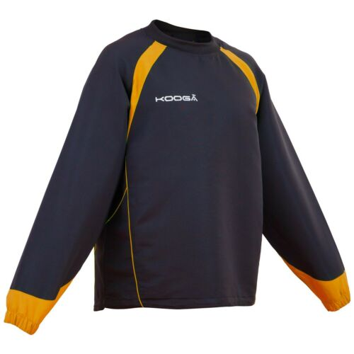 RW3594 Kooga Adults Unisex Vortex II Long Sleeve Sports Top