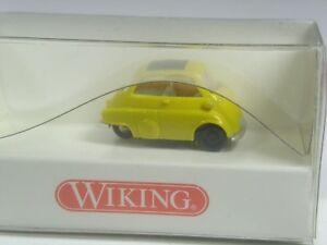 Top Wiking werbemodell BMW Isetta Deutsche Bundespost