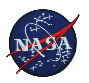 US-Administration-NASA-Embroidered-Patch-Iron-on-Sew-On-Badge