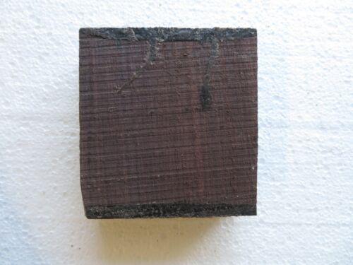 "4/"" x 4/"" x 1.25/""  Beautiful Wood  FREE SHIPPING East India Rosewood Bowl Blank"