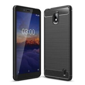 Nokia-1-Plus-Etui-Coque-Telephone-Portable-Protection-Pochette-de-Carbone-Bumper
