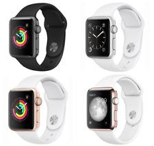 Apple Watch 1st Gen 42mm Aluminum Case - Space Gray Silver Gold Rose Sport Band
