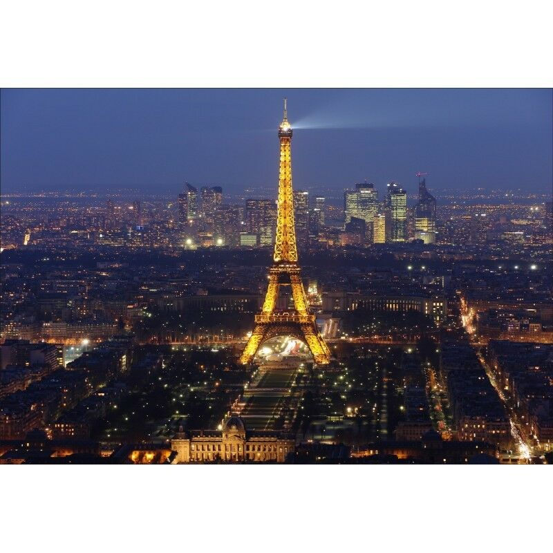Adesivi murale decocrazione   Torre Torre Torre Eiffel la nuit 1519 72d293