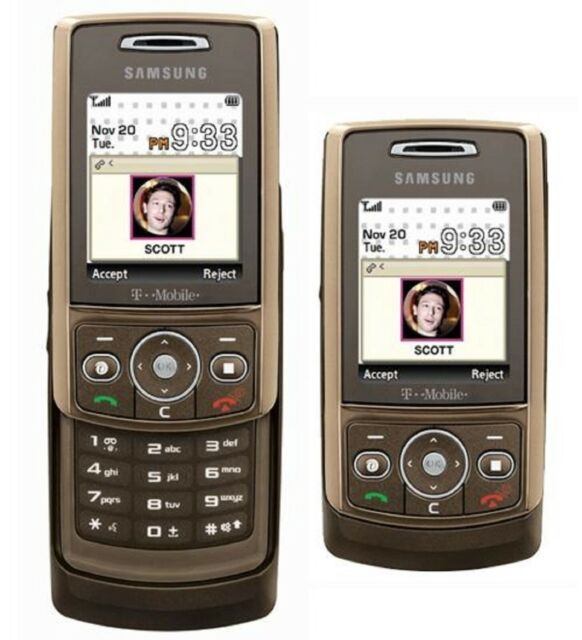 Bronze (T-Mobile) Cellular Phone For