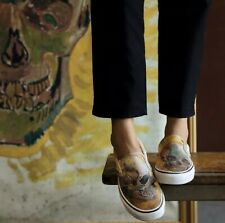 Vans X Vincent Van Gogh Museum Slip On Skull Men Size Us 13 For Sale Online Ebay
