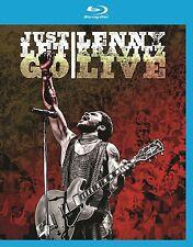 LENNY KRAVITZ - JUST LET GO: LIVE  BLU-RAY NEU