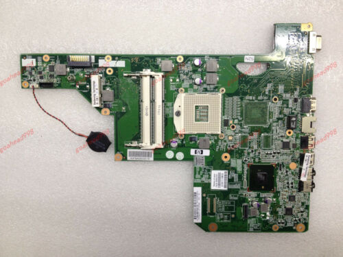 For HP G62 CQ62 laptop motherboard 605903-001 Intel CPU DDR3 100/% tested