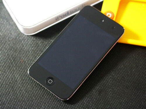 1 of 1 - iPod Touch 4th Generation (8GB) MP3 Player 90 Days Warranty Black