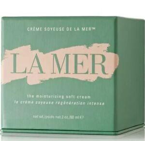 La-Mer-The-Moisturizing-Soft-Cream-2-oz-60-ml-Sealed-Brand-New-in-box