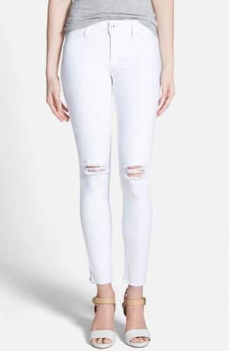 Dove DL1961 DLX Hybrid Emma Distressed Jegging Power Legging Jeans NWT  26