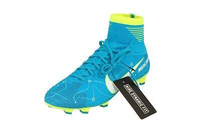 huge discount ac2fe 22355 Nike Junior Mercurial Superfly V Df Njr FG Football Boots 921483 Soccer 400