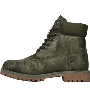 Boots 6 Chukka Hiker Camo Timberland Leaf Chelsea 5 Grape Mens Inch Uk7 Premium p65q1w0