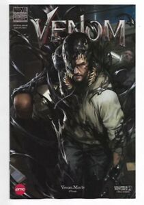 Lot-of-2-Marvel-Limited-Edition-AMC-Exclusive-Movie-Venom-1-One-Shot-Comic-Book