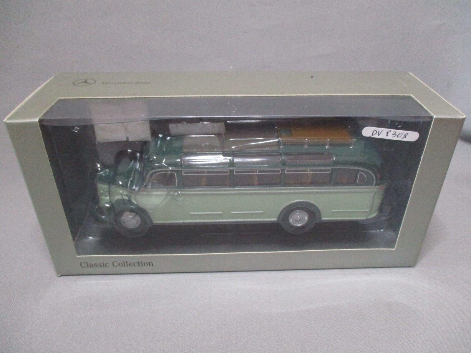 DV8308 MINICHAMPS 1/43 BUS MERCEDES BENZ O 3500 VERT Ref B66040538