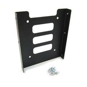2-5-034-to-3-5-034-SSD-to-HDD-Black-Metal-Adapter-Mounting-Bracket-Hard-Drive-Holder