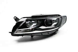 VW-CC-12-16-DRL-Bi-Xenon-Headlight-Headlamp-Left-Passenger-Near-Side-N-S-OEM