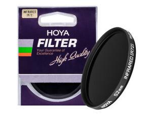 Image Is Loading Hoya IR 58 Mm 58mm Infrared R72 Filter