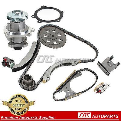 MOCA Engine Timing Chain Set for 07-11 Chevrolet Colorado /& 07-11 GMC Canyon /& 2007 2008 Isuzu I-290 I-370 2.9L 3.7L DOHC 9 E