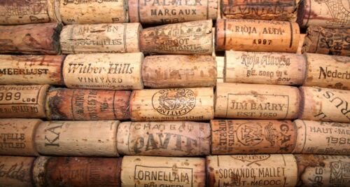 100 Count. Premium Recycled Corks Natural Wine Corks From Around the US