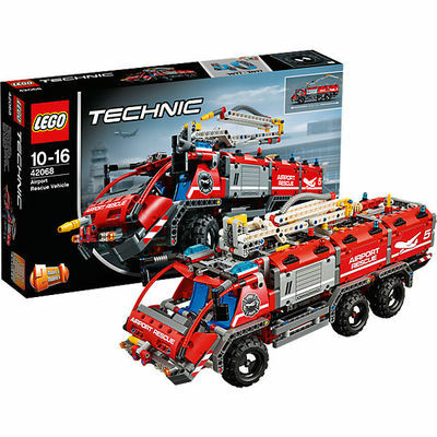 LEGO 42068 Technic Airport Rescue Vehicle (BRAND NEW SEALED)