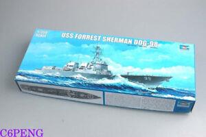 Trumpeter-04528-1-350-USS-Forrest-Sherman-DDG-98-Hot