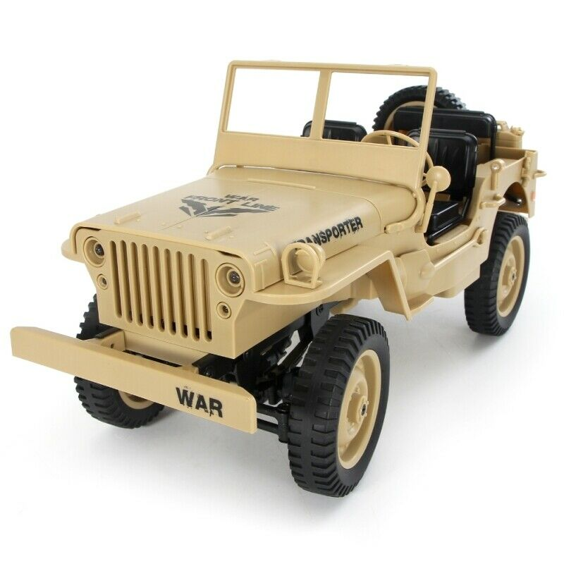 JJRC Q65 Remote Control voiture Military Jeep Offroad Modell 1 10 Climbing RC Spielzeug 4WD
