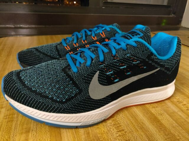 best website 09aac d21b4 Nike Air Zoom Structure 18 Men's Running Shoes 683731 402 Size 10 - Preowned