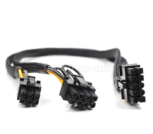 10pin to 8pin Power Cable for HP DL380 G9 and NVIDIA Quadro GPU 50cm
