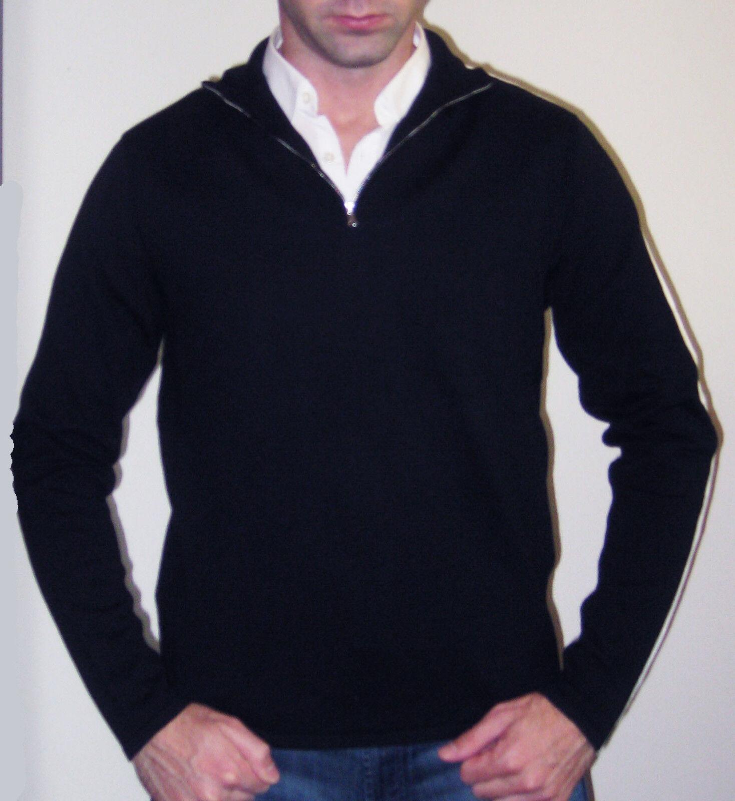 Ralph Lauren RLX 100% Pima baumwolle 1 2 Zip schweißer - Größe Medium -  265 MSRP