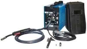 Guede-SCHWEISSEN-Fuelldraht-Schweissgeraet-SG120-A-SG-120-A-230V-Netzleistung-NEU
