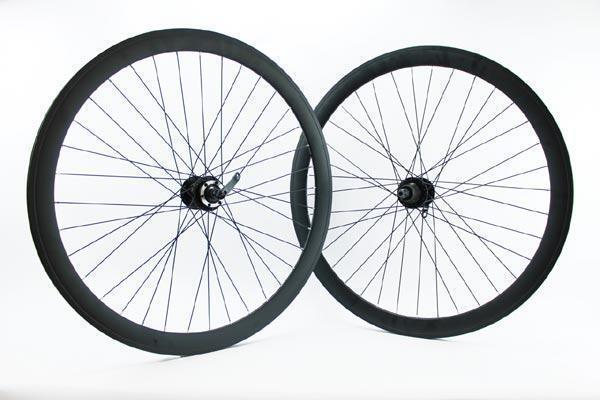 Coppia ruote 43mm 8-10v shimano  freno disco nere JOY43DISCBK RIDEWILL BIKE Bicic  low price