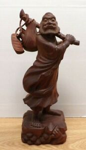 Bodhidharma-Statue-13-5-034-Statue-Buddhism-Spirituality