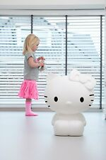 Hello Kitty Lamp - Kitty White Large Designer Lamp. Rare Kids Room Nightlight
